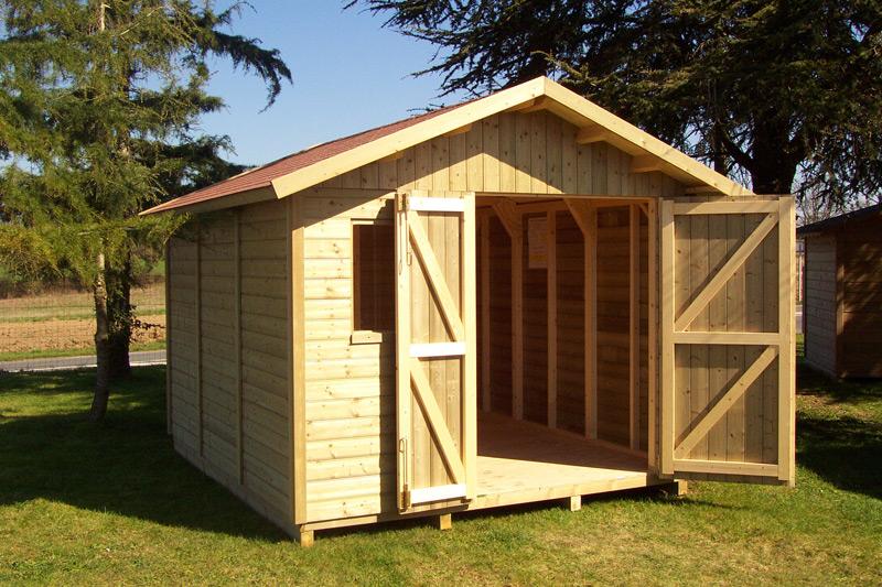 abri la romagne constructions en ossature bois