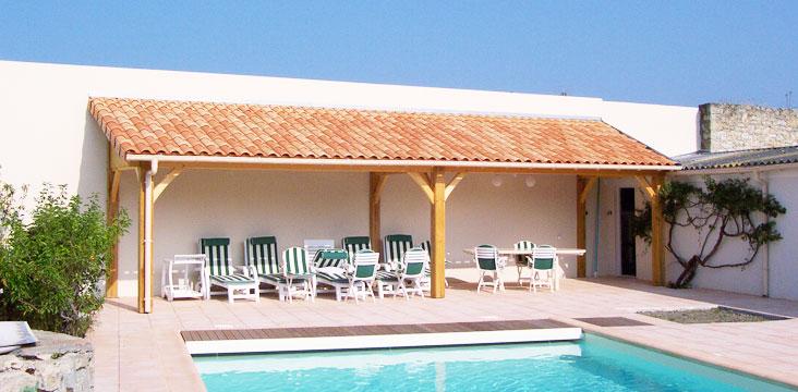 Préférence Abri La Romagne : Fabricant d'abri de jardin, constructions bois  CA93