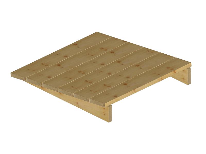 d une remise en bois latest remise de stockage en bois l pi x p pi sunshed with d une remise en. Black Bedroom Furniture Sets. Home Design Ideas