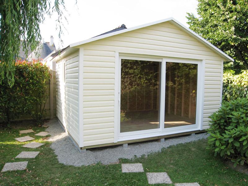 Bureau de jardin m² home builder