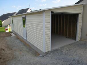 garage ferm en pvc vinyle abri la romagne fabricant de garage. Black Bedroom Furniture Sets. Home Design Ideas